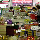 At the Chinese Supermarket.. by Maria Slovakova
