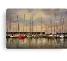 Waiting For The Weekend Canvas Print