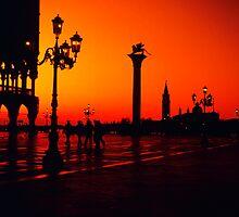 Venice - Piazza San Marco - Italy by Claudia Reitmeier