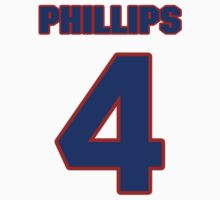 National Hockey player Chris Phillips jersey 4 by imsport