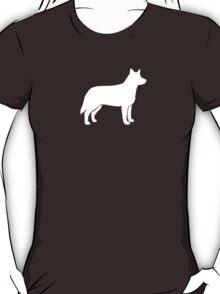Australian Cattle Dog Silhouette T-Shirt