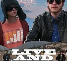 Live and Let Kill Poster by SRP-Merchandise