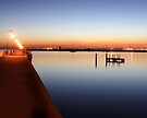 St.Kilda Pier Sunset by JHP Unique and Beautiful Images