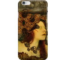 If only clockwork could speak iPhone Case/Skin