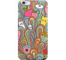 Doodle dreams iPhone Case/Skin