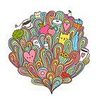 Doodle dreams by kostolom3000