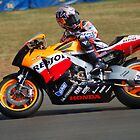 Danny Pedrosa 2006 by Richard Utin