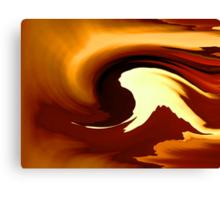 The Spirit Moves Canvas Print