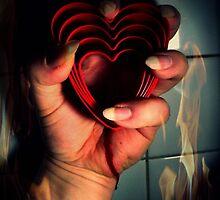 Burning Hearts by LeDormeurDuVol