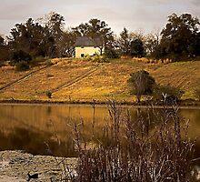 Olde landscape . . . by Rosalie Dale