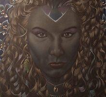 Elf Queen by LawrenceJones