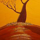 GOLDEN OUTBACK SUMMER (AUSTRALIA) by RoseLangford