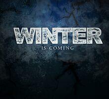 GoT Art: Winter by ConnySprave