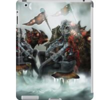 Robot Beings of the Mecha-Frost 1 iPad Case/Skin