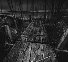 On the wrong side of the lake 13 by HappyMelvin