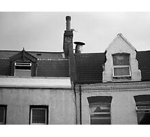 Houses Photographic Print
