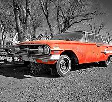 Chevrolet Impala  by Rob Hawkins