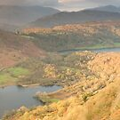 Grasmere from Nab Scar by Chris Tarling