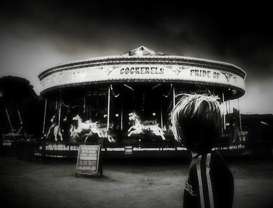 Carousel by Deborah Parkin