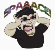 Markiplier - SPAAACE! by HaloMillennium