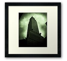 42nd and Lexington Framed Print