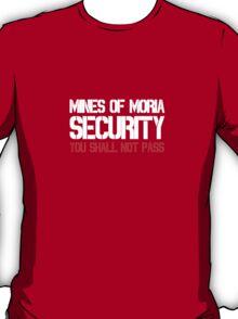 Gandalf Security T-Shirt