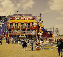 Circus Attraction by Michael Kienhuis