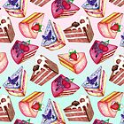 Let Them Eat Cake by Perrin Le Feuvre