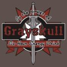 Grayskull Energy Drink (recolor) by MightyRain