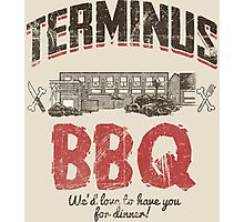 Terminus BBQ Photographic Print