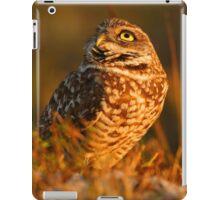 Burrowing Owl iPad Case/Skin