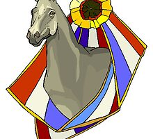Champion Horse by kwg2200