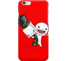 Battleblock iPhone Case/Skin