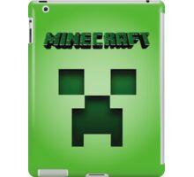Creeper face! iPad Case/Skin
