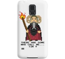 Tim the Enchanter - Monty Python and the Holy Pixel Samsung Galaxy Case/Skin