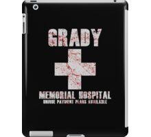Grady Memorial Hospital iPad Case/Skin