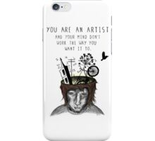 The Front Bottoms, Maps iPhone Case/Skin