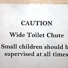 Kids in the chubby warning by Steve