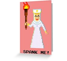 Zoot - Monty Python and the Holy Pixel Greeting Card
