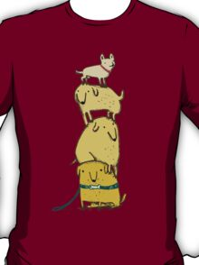 Puppy Totem T-Shirt