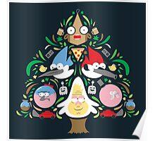 Regular Family Tree Poster