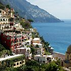 Amalfi Coast by Peter Horsman