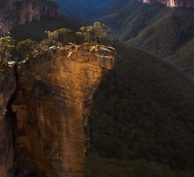 Hanging Rock by Will Barton