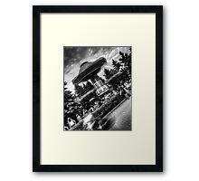 Swing of the Century Framed Print