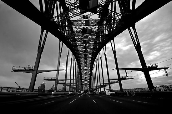 Sydney Harbour Bridge (Int) by berndt2