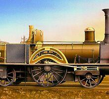 Titania (C1855) by LocomotiveArt