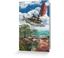 Corsairs from Sirocco Greeting Card