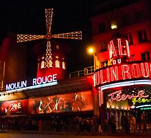 Moulin Rouge  by Rob Hawkins