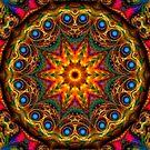 Colour Delight Kaleidoscope 02 by fantasytripp