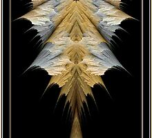 Fractal Tree. by Thelma1